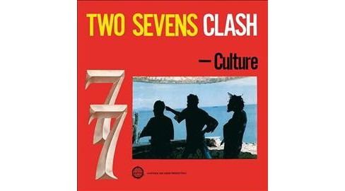 Culture - Two Sevens Clash (CD) - image 1 of 1