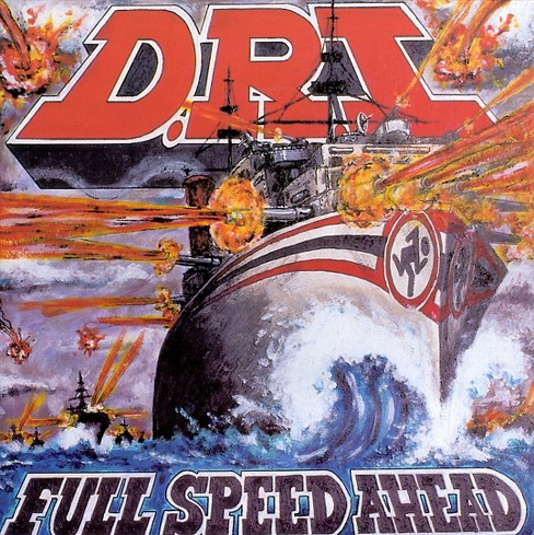 D.R.I. - Full speed ahead (CD) - image 1 of 1