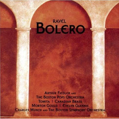 Ravel, Maurice [Composer]; Munch, Charles - Ravel:Bolero (CD) - image 1 of 1