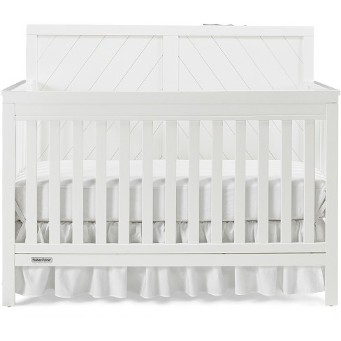 Fisher-Price Buckland 4-in-1 Convertible Crib - image 1 of 4