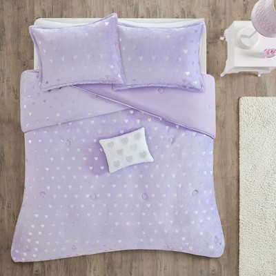 Audrey Printed Comforter Set