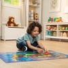 Melissa And Doug Usa Map Floor Puzzle 51pc - image 2 of 4