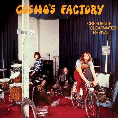 Creedence clearwater - Cosmo's factory (Vinyl) - image 1 of 1