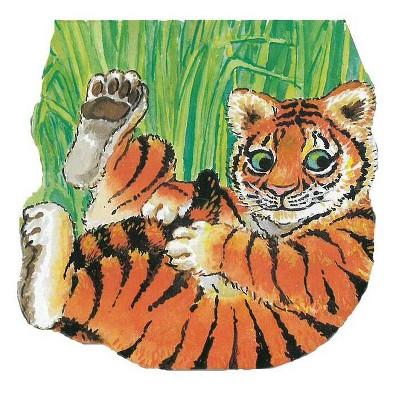 Tiger - (Pocket Pals (Safari Ltd)) (Board Book)