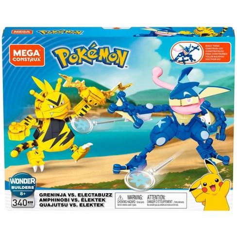 Mega Construx Pokemon Greninja Vs. Electabuzz - image 1 of 4