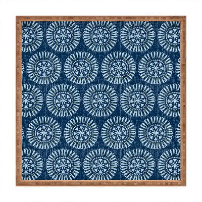 """17"""" Wood Heather Dutton Large Marcello Tray - society6"""