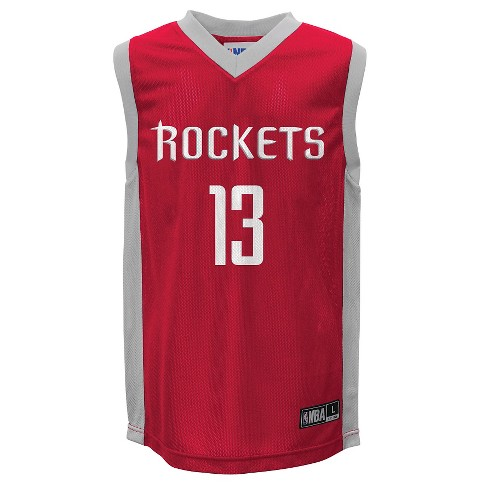 Houston Rockets Youth Athletic Jerseys L - image 1 of 2