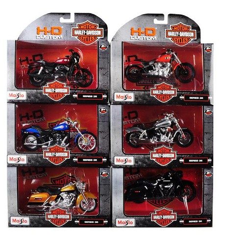 Brand NEW Genuine Harley Davidson Motor Company Licensed Decal Sticker Model 12