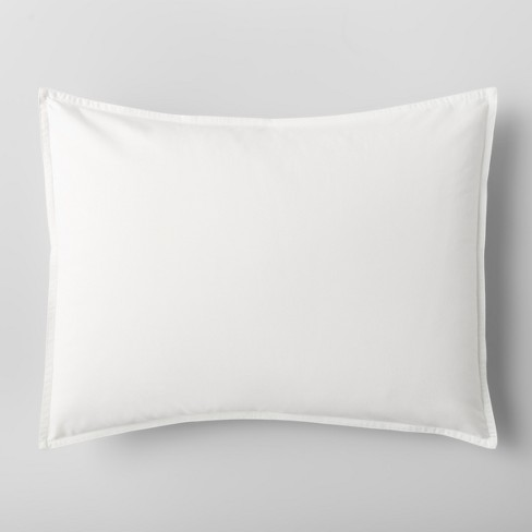 Solid Pillow Sham Standard Made By Design