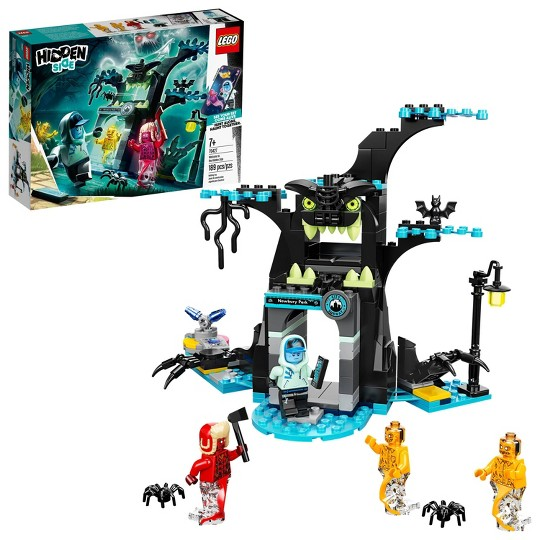 LEGO Hidden Side Welcome to The Hidden Side 70427 Cool AR Play Experience image number null