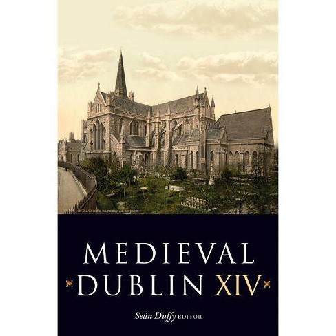 Medieval Dublin XIV - (Hardcover) - image 1 of 1