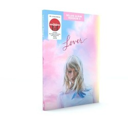 Taylor Swift - Lover (Target Exclusive Deluxe Version 4 CD)