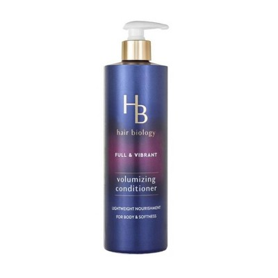 Hair Biology Volumizing Conditioner with Biotin Full & Vibrant for Fine or Thin Hair - 12.8 fl oz
