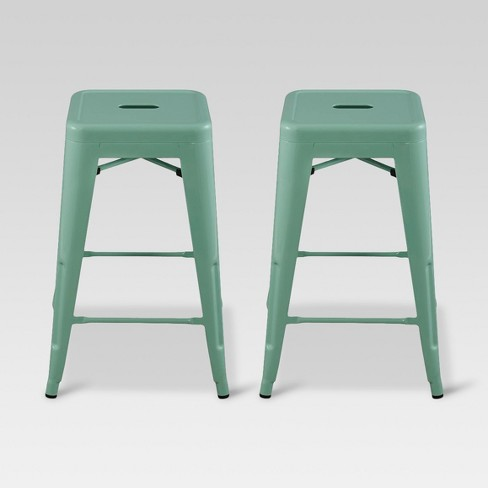 Set Of 2 Carlisle Metal Counter Stool Threshold Target