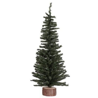 Vickerman Mini Pine Ariticial Christmas Tree