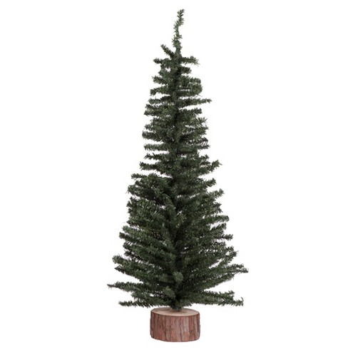 Vickerman Mini Pine Ariticial Christmas Tree - image 1 of 4