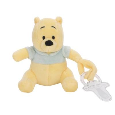 Disney Winnie the Pooh Pacifier Buddy Stuffed Animal
