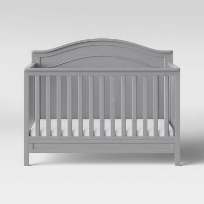 DaVinci Charlie 4-in-1 Convertible Crib - Gray