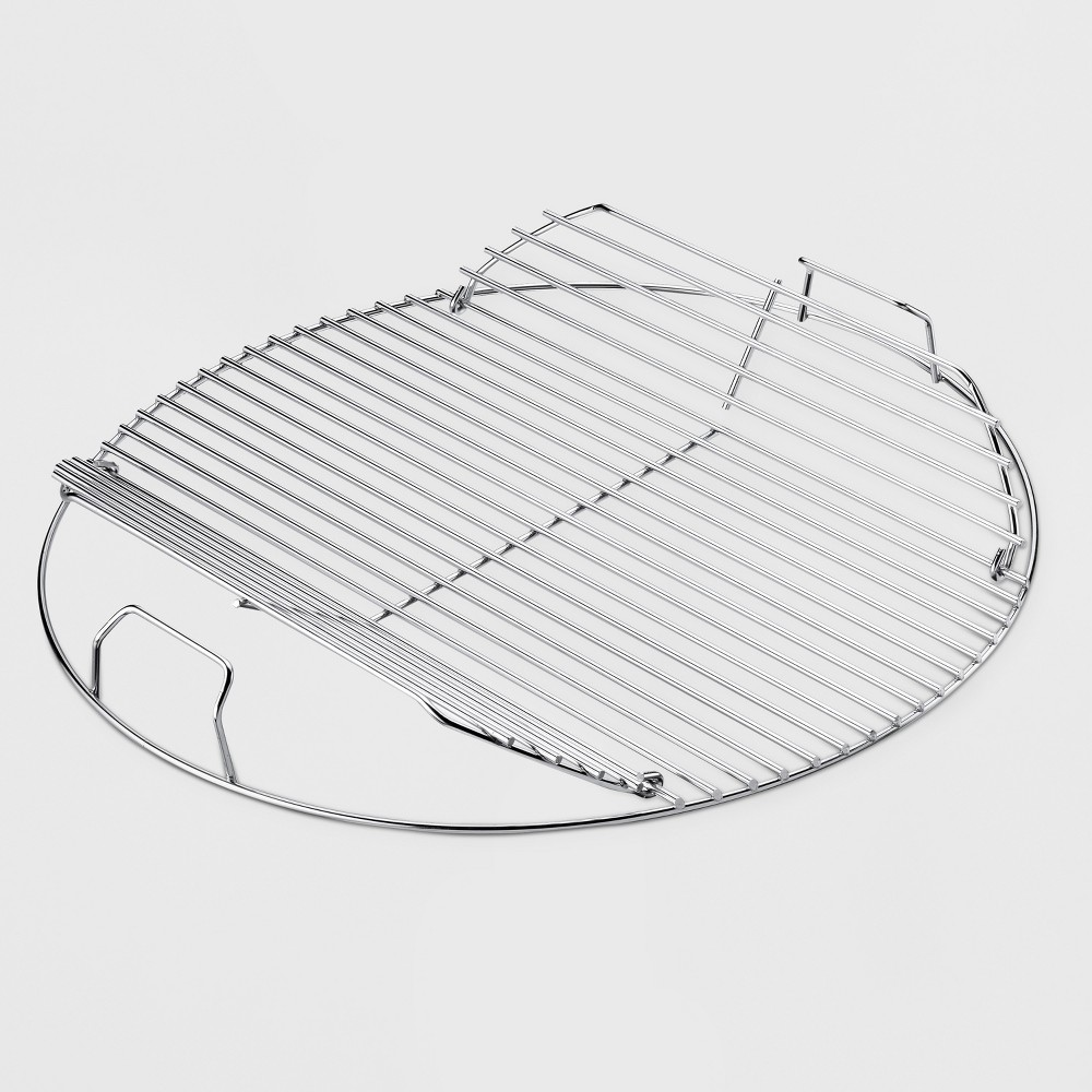 Weber Hinged Grate 22.5, Silver 14295694