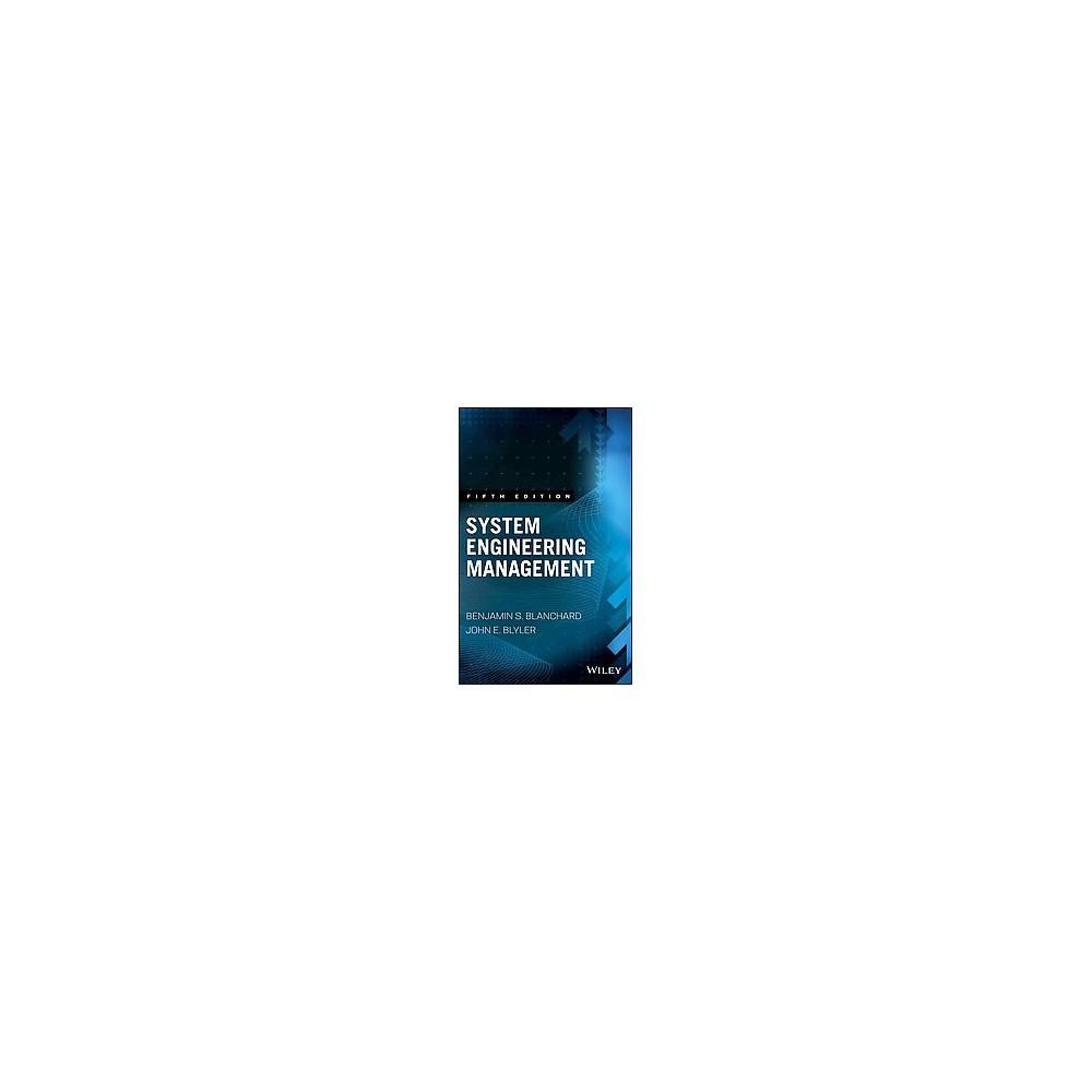 System Engineering Management (Revised) (Hardcover) (Benjamin S. Blanchard)