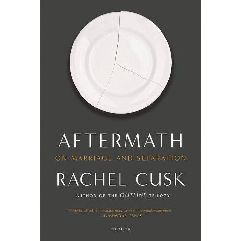 Aftermath - by  Rachel Cusk (Paperback) - image 1 of 1