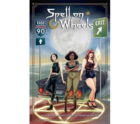 Spell on Wheels -  by Kate Leth (Paperback) - image 1 of 1