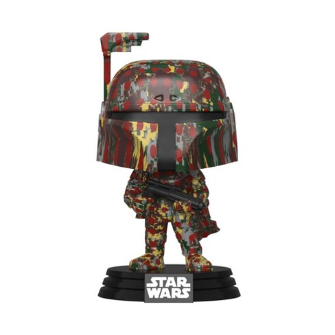 Funko POP Star Wars: Futura x Funko - Boba Fett (Target Exclusive) - image 1 of 2