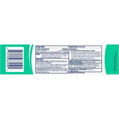 Sensodyne ProNamel Mint Essence Toothpaste - 4oz