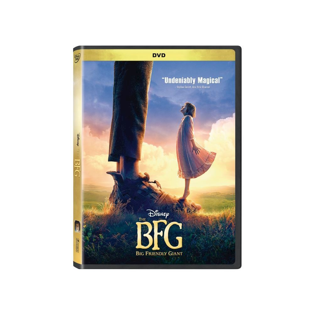The BFG (DVD), movies was $14.99 now $7.5 (50.0% off)