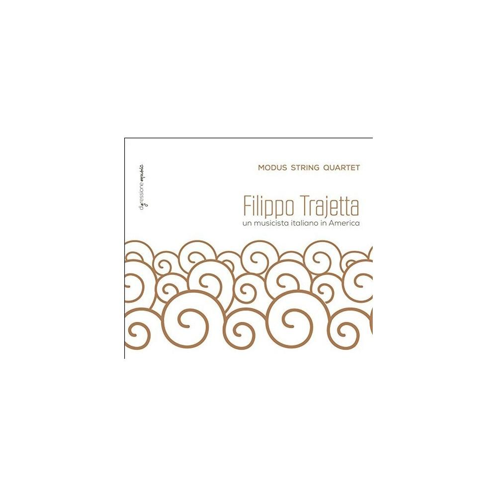 Modus String Quartet - Filippo Trajetta (CD)