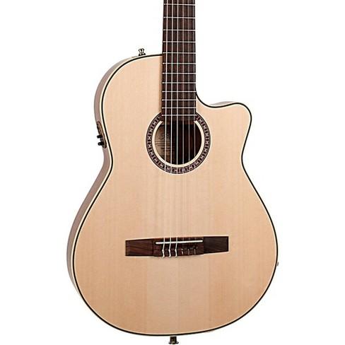 La Patrie Arena Mahogany CW QIT Acoustic Electric Guitar Natural - image 1 of 4