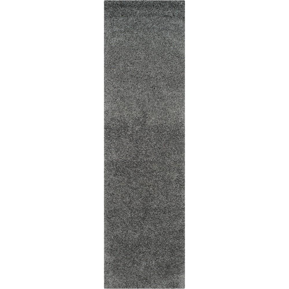 Best Buy 23X6 Solid Loomed Runner Gray Safavieh