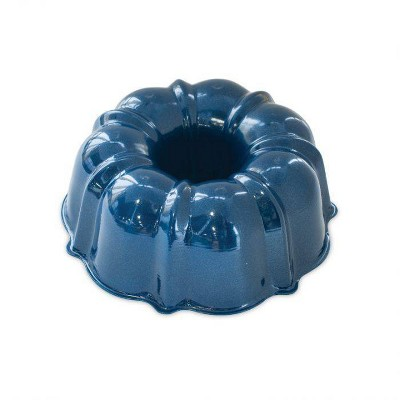 Nordic Ware 6 Cup Formed Bundt Pan Navy