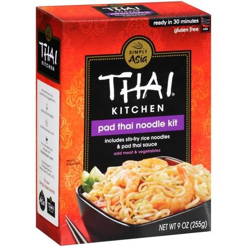 Thai Kitchen Pad Thai Noodles Kit 9oz - image 1 of 3