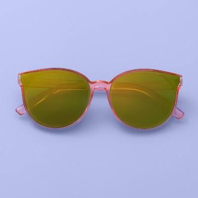 Girls' Round Sunglasses - More Than Magic™ Pink