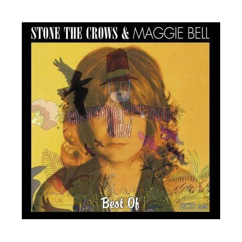 Stone The Crows - Best Of (CD) - image 1 of 1