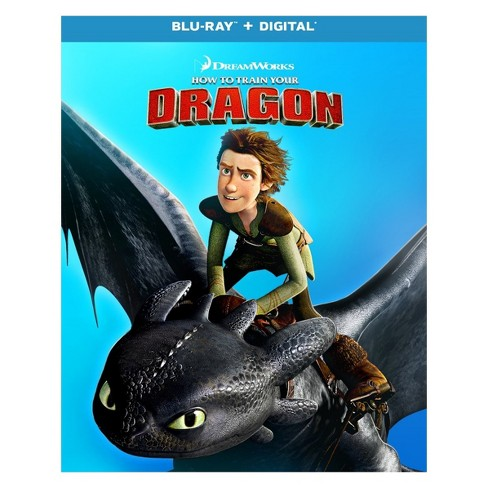 How to Train Your Dragon (Blu-Ray + Digital) - image 1 of 1