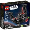 LEGO Star Wars Kylo Ren's Shuttle Microfighter Star Wars Upsilon Class Shuttle Building Kit 75264 - image 4 of 4