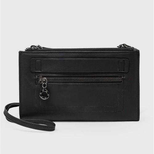 Stella & Max Wristlet - Black, Women's, Size: Small