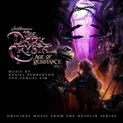 Daniel Pemberton/Samuel Sim - Dark Crystal: Age of Resistance, Vol. 2 (CD)
