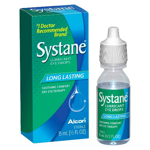 Systane Long Lasting Dry Eye Lubricant EyeDrops - 0.51 oz - image 1 of 1
