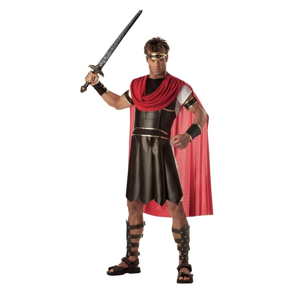 Image of Halloween Adult Hercules Halloween Costume XL, Men's, MultiColored