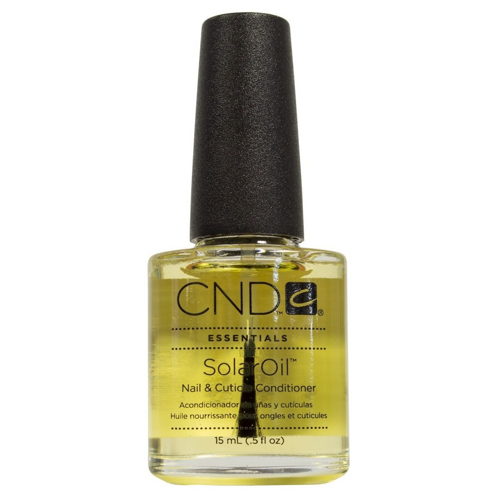 Image of CND Solar Oil Nail & Cuticle Treatment - 0.5 fl oz
