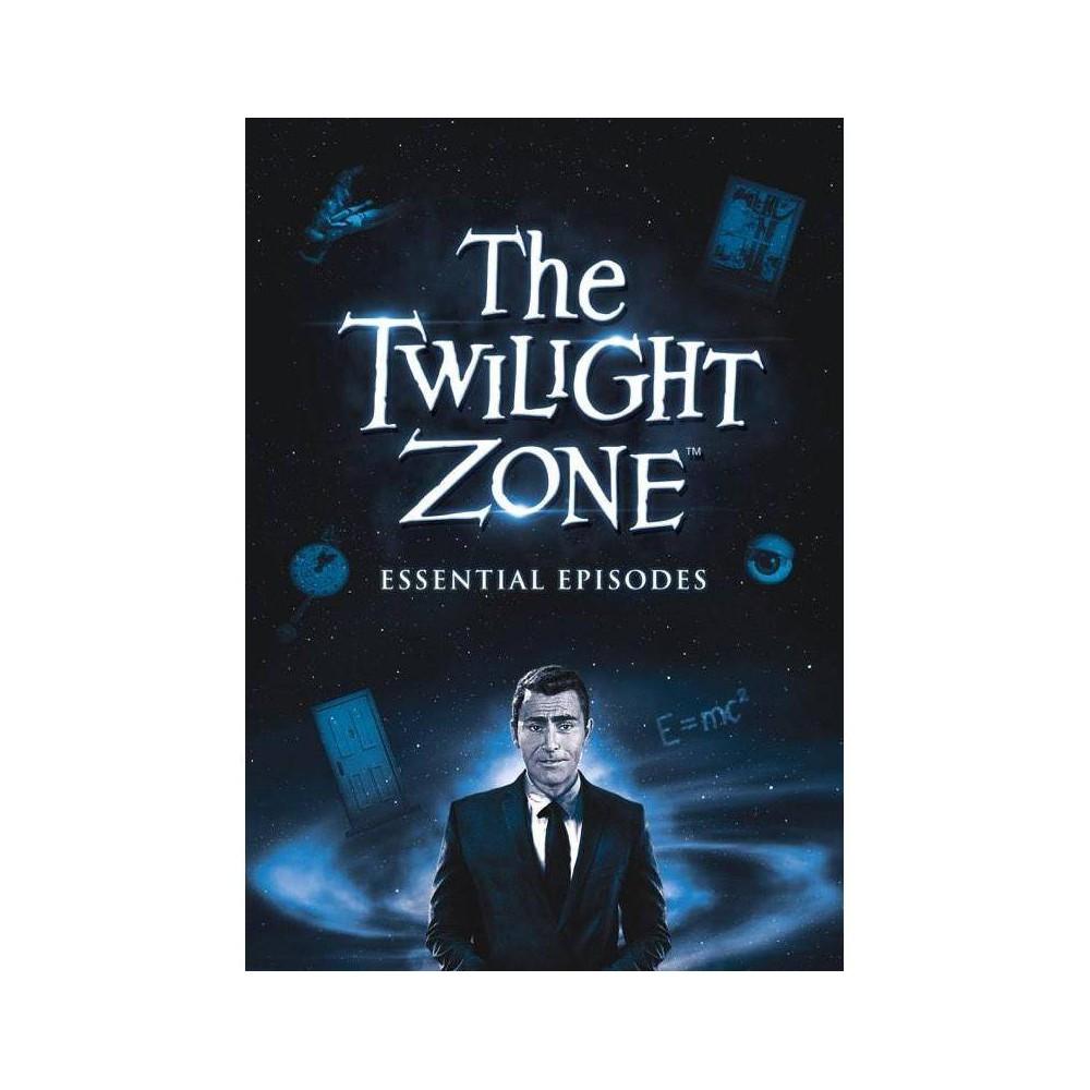 The Twilight Zone Essential Episodes Dvd