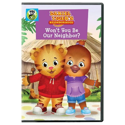 Daniel Tiger's Neighborhood: Won't You Be Our Neighbor? (DVD)
