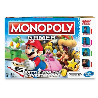 Monopoly Gamer Board Game