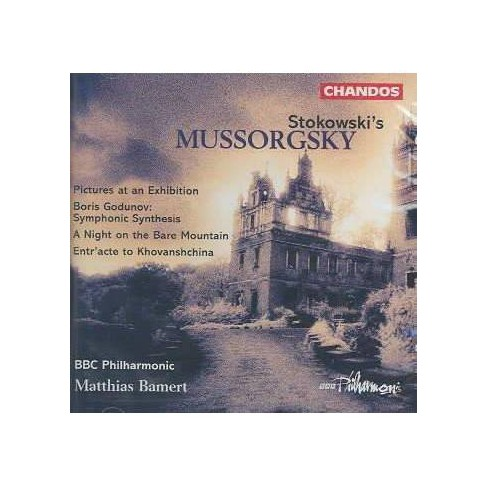 BBC Big Band - Stokowski:Mussorgsky (CD) - image 1 of 1