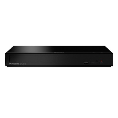 Panasonic DP-UB150-K 4K Ultra HD Dolby Atmos Audio DVD/CD/3D Blu-Ray Player - Black