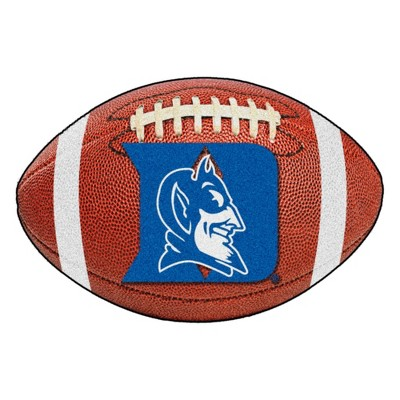 """NCAA 20.5""""x32.5"""" Football Rug"""