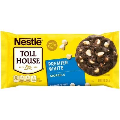 Nestle Toll House Premier White Morsels - 12oz